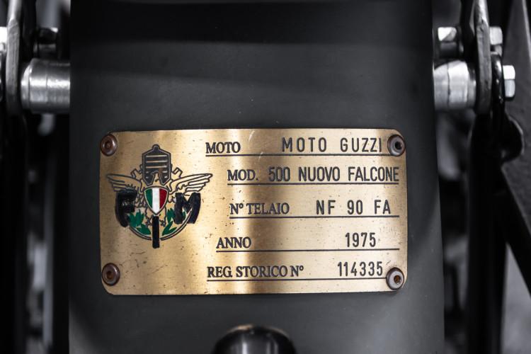 1975 Moto Guzzi Nuovo Falcone 500 38