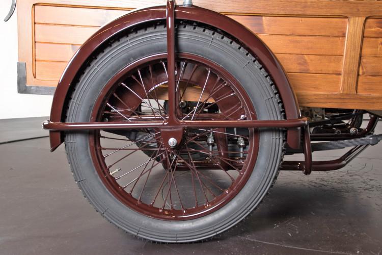 1932 Moto Guzzi Sport 15 Moto Carro 10