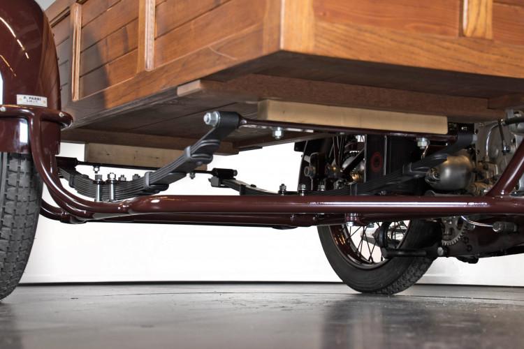 1932 Moto Guzzi Sport 15 Moto Carro 9