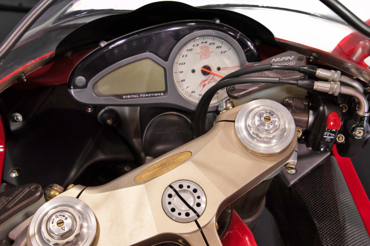 """2004 MV Agusta F4 AGO """"Limited Edition"""" N° 132 / 300 14"""