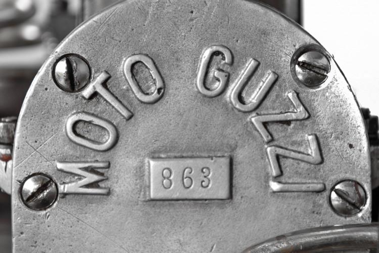 1924 Moto Guzzi 500 Normale 21