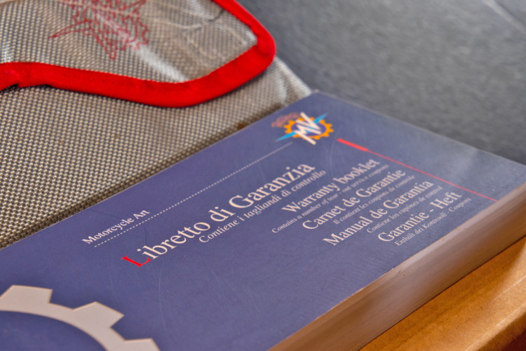"""2004 MV Agusta F4 AGO """"Limited Edition"""" N° 132 / 300 28"""