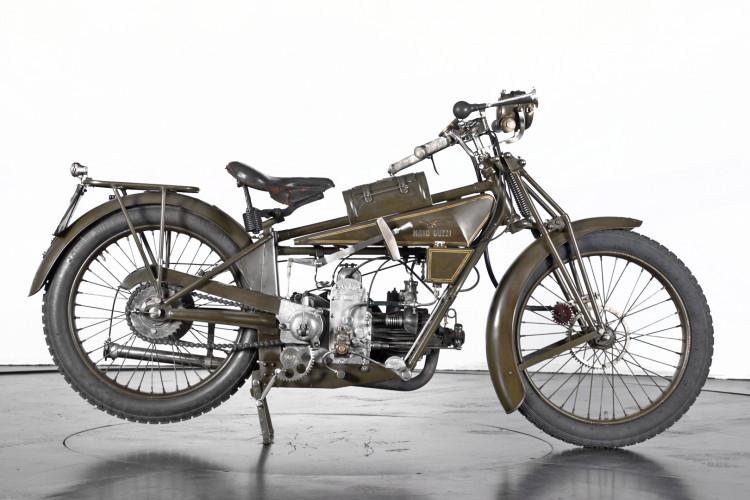 1924 Moto Guzzi 500 Normale 2
