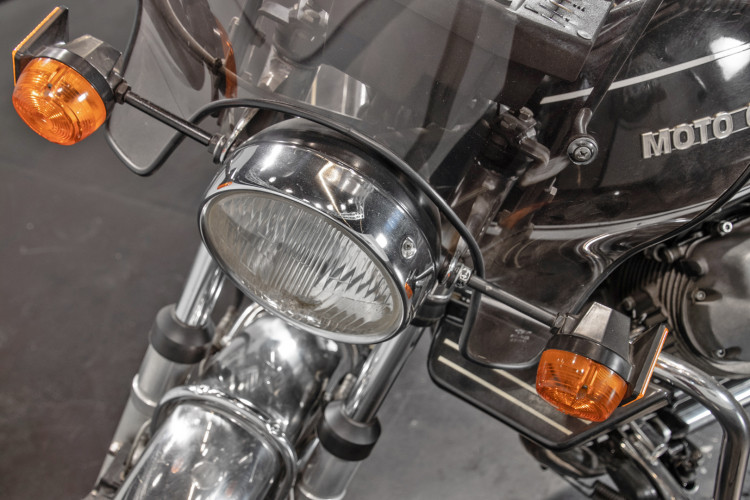 1978 Moto Guzzi V1000 G5 14