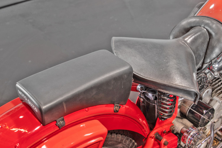 1950 Moto Guzzi 250 7