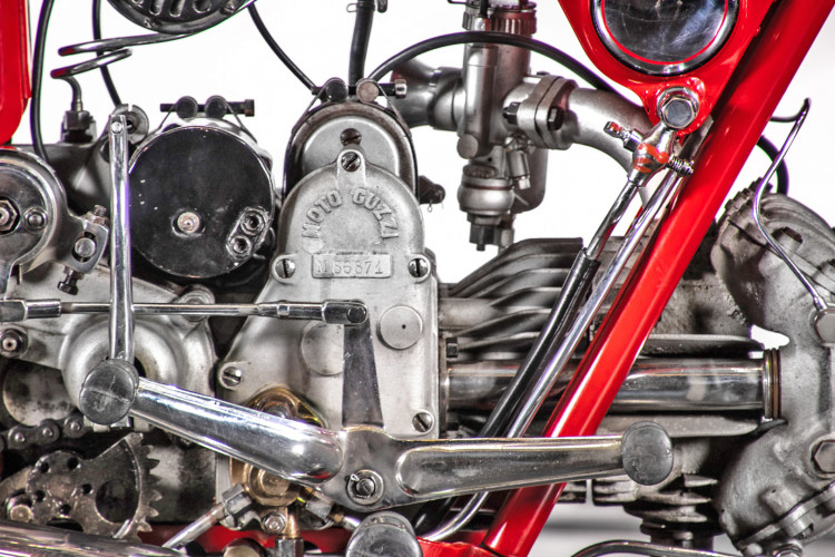 1950 Moto Guzzi 250 8