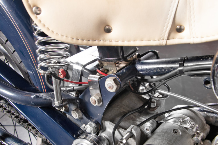 1976 Moto Guzzi 500 FS 20