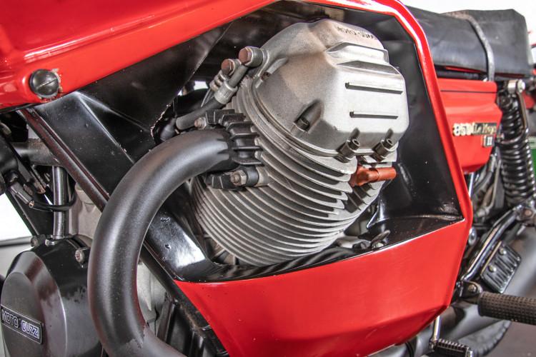 1979 Moto Guzzi 850 Le Mans II 17