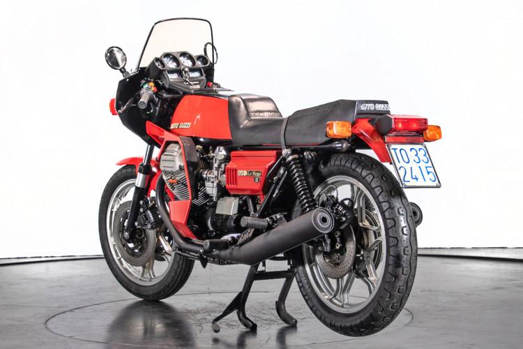 1979 Moto Guzzi 850 Le Mans II 7