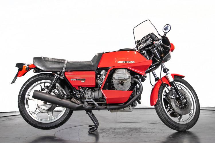 1979 Moto Guzzi 850 Le Mans II 4