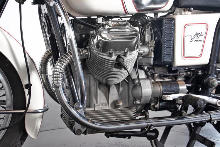 1969 Moto Guzzi V7 pre serie 11