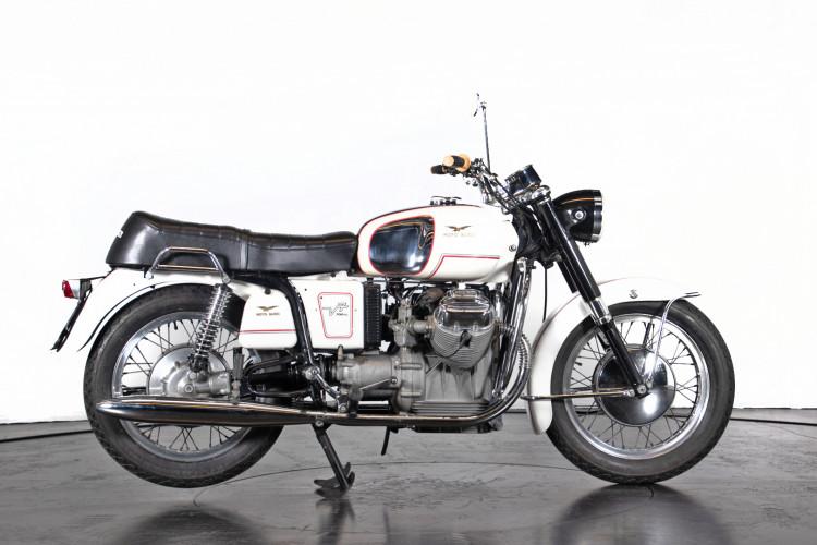 1969 Moto Guzzi V7 pre serie 4