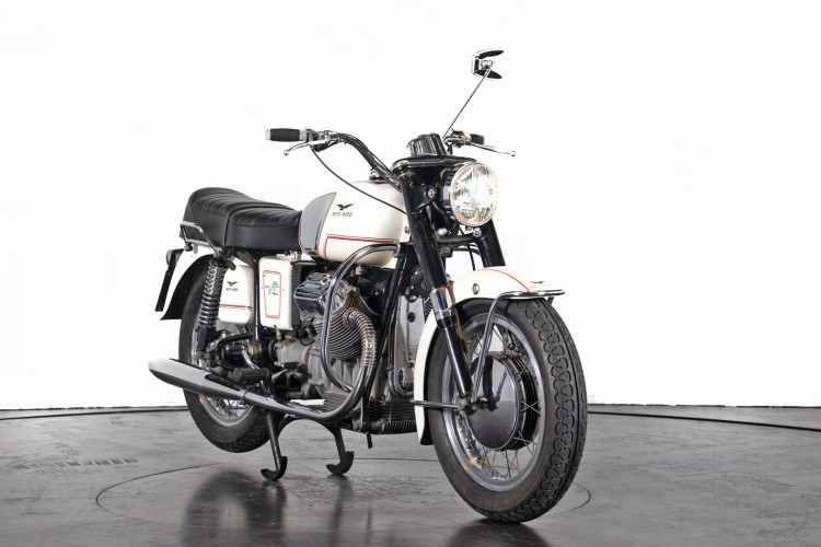 1969 Moto Guzzi V7 pre serie 3