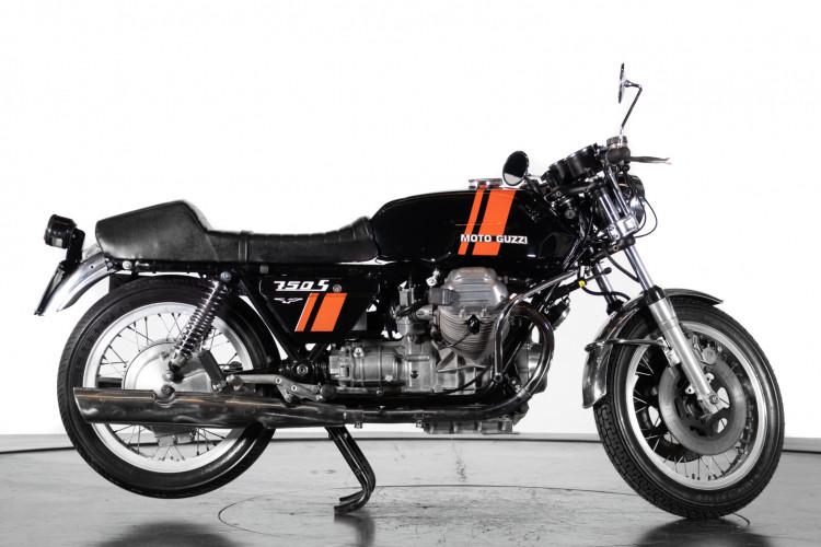 1974 Moto Guzzi VK V7 Sport 2