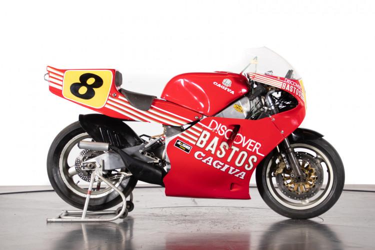 1987 Cagiva 500 GP 2