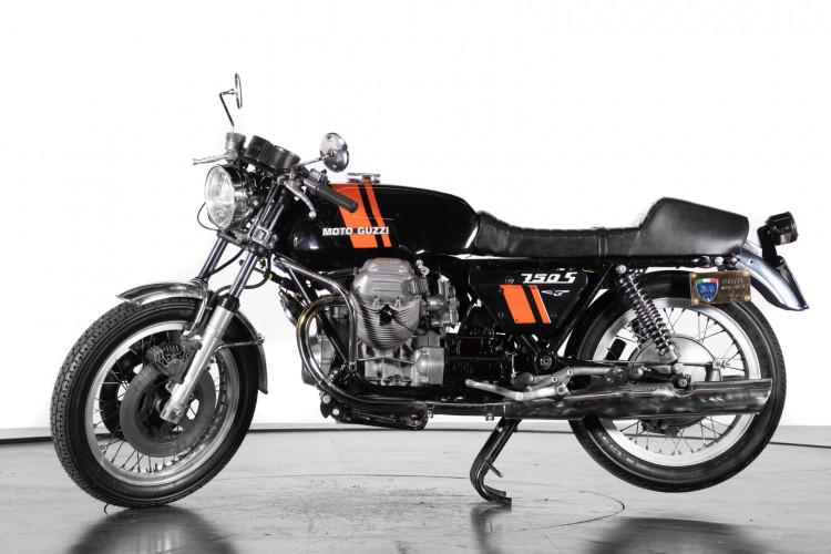 1974 Moto Guzzi VK V7 Sport 0