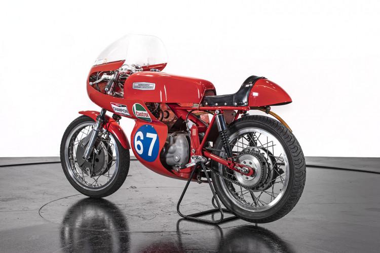1969 Aermacchi Harley-Davidson 350 Ala d'oro 4