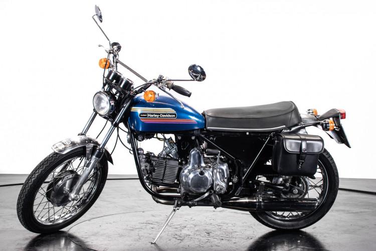 1974 Aermacchi Harley-Davidson 350 0