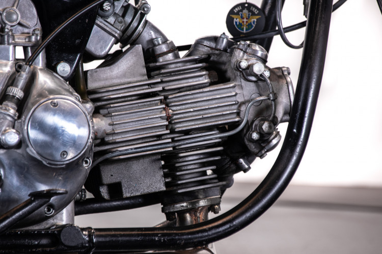 1974 Aermacchi Harley-Davidson 350 11