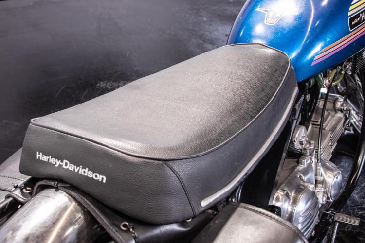1974 Aermacchi Harley-Davidson 350 18