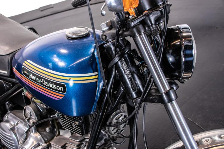 1974 Aermacchi Harley-Davidson 350 21