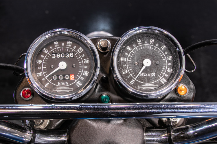 1974 Aermacchi Harley-Davidson 350 22