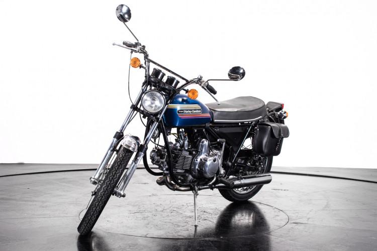 1974 Aermacchi Harley-Davidson 350 4
