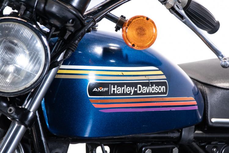 1974 Aermacchi Harley-Davidson 350 5