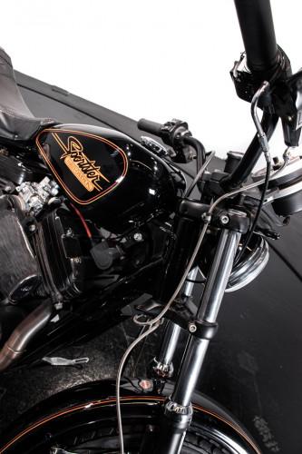 1986 Harley Davidson XLH 883 13