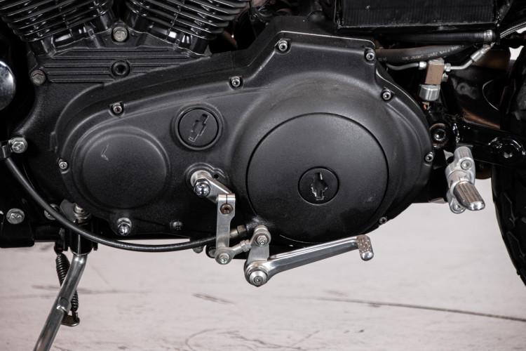 1986 Harley Davidson XLH 883 7