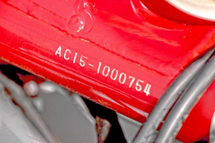 1991 Honda Dream 50 19