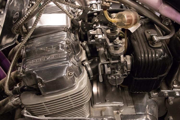 1980 Honda 750 Four Team Rumi 12