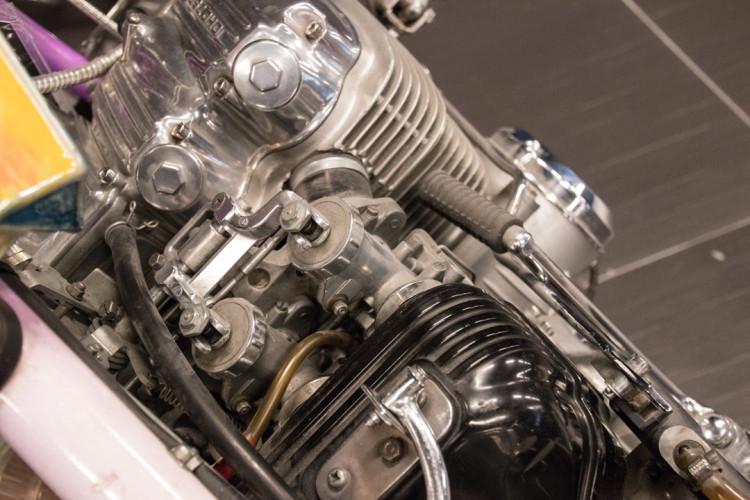 1980 Honda 750 Four Team Rumi 17