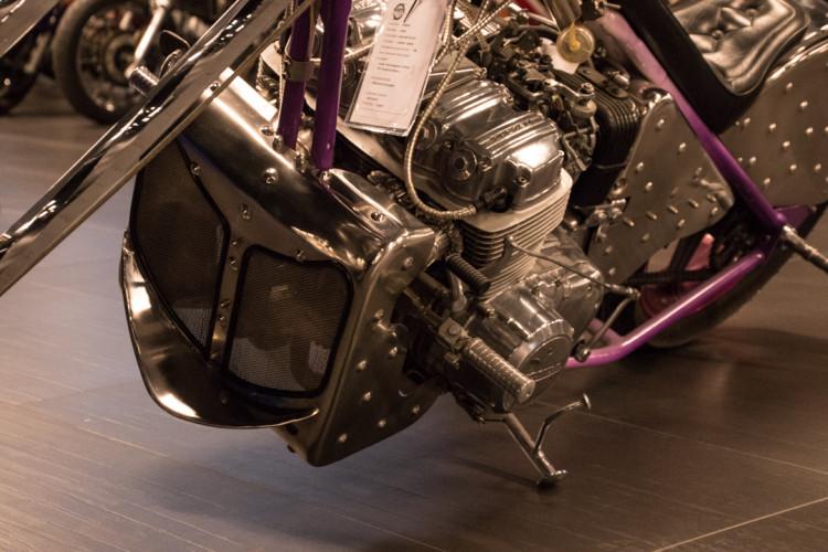 1980 Honda 750 Four Team Rumi 21