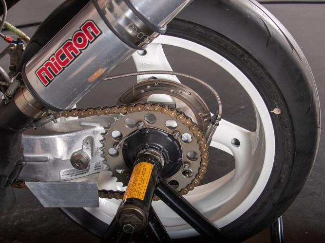 1988 Honda RC 30 DA CORSA 29
