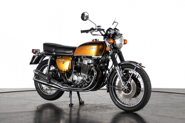 1972 Honda CB 750 Four 6
