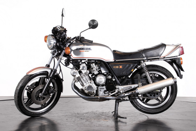 1981 HONDA CBX1000 1