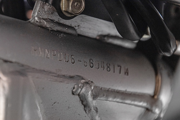 1994 Honda Transalp 600V 22