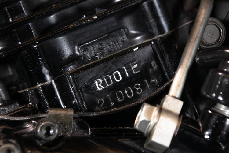 1986 Honda XLV 750 18