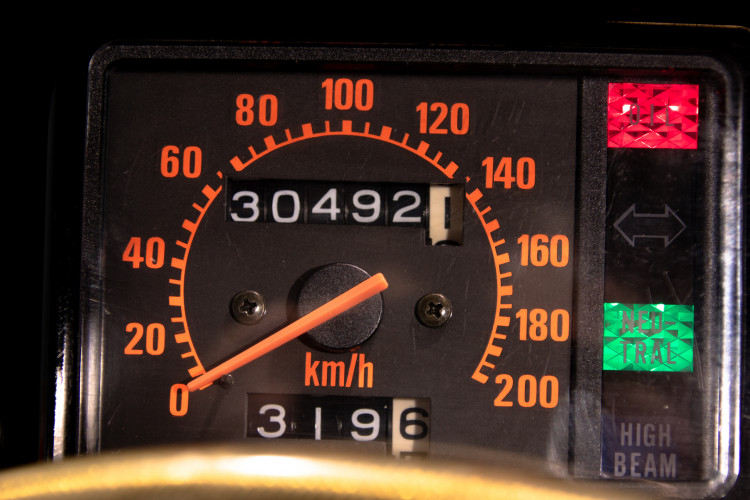 1986 Honda XLV 750 27
