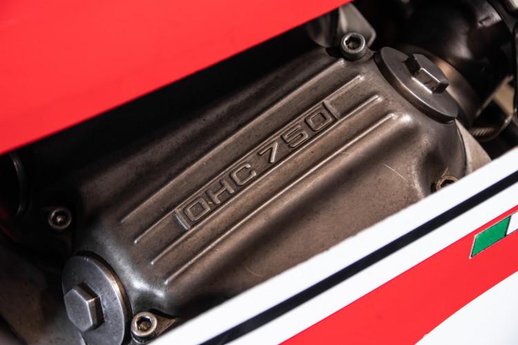 1973 Honda 750 Daytona Replica 28