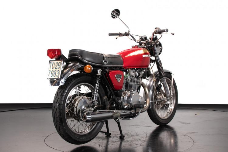 1973 Honda CB 450 4