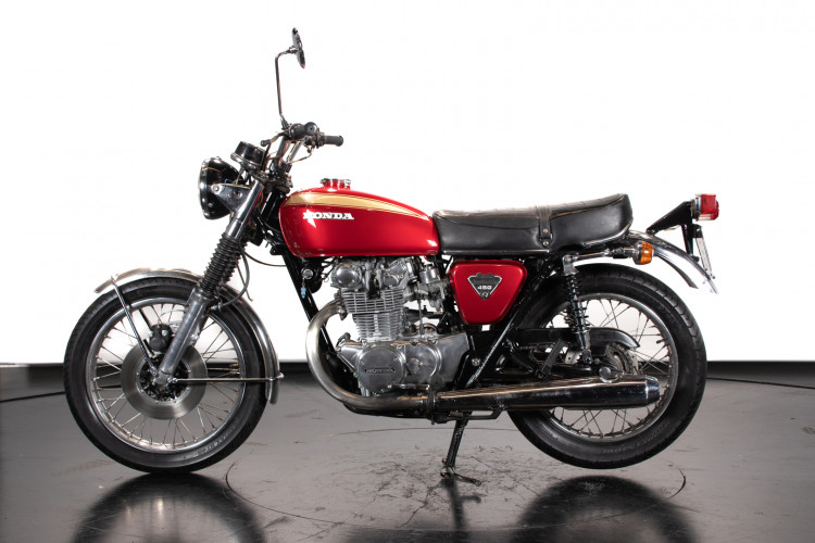 1973 Honda CB 450 0