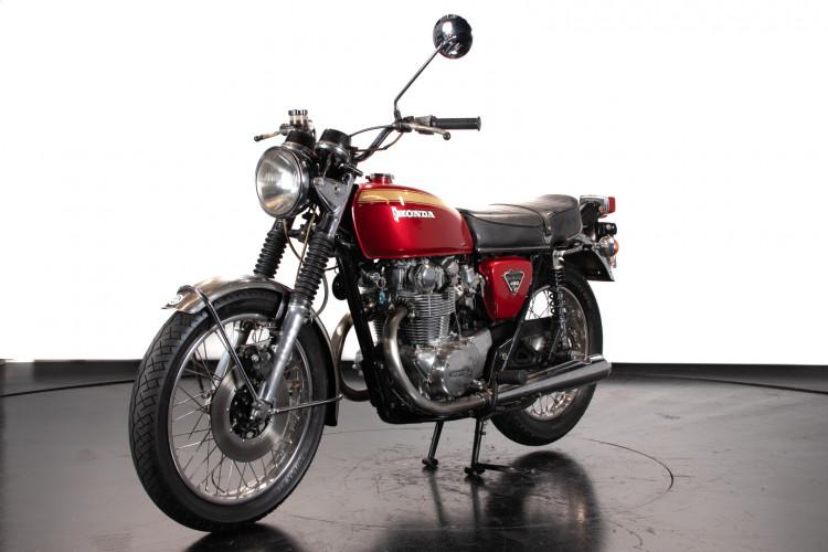 1973 Honda CB 450 2