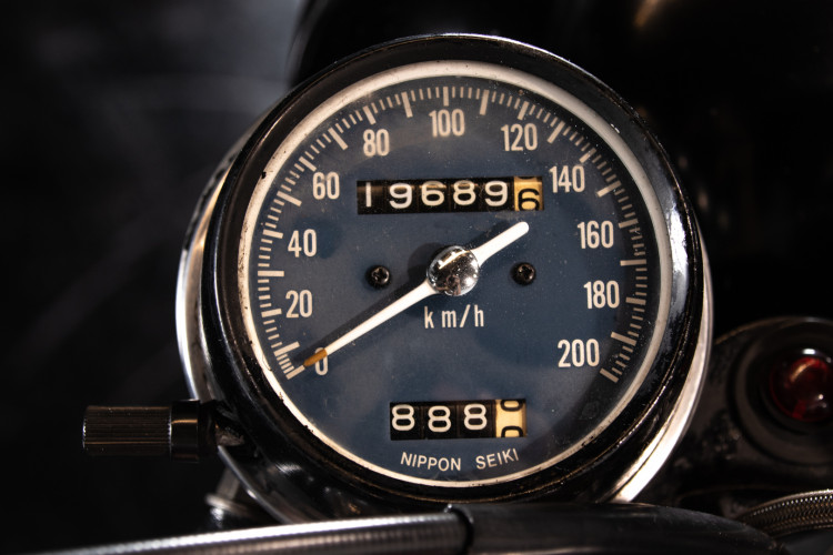 1973 Honda CB 450 25