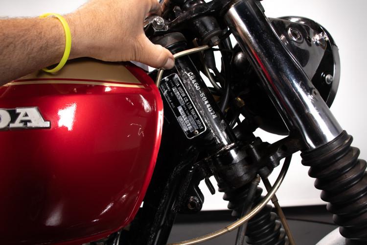 1973 Honda CB 450 30