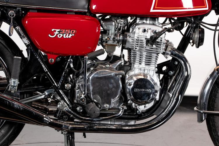 1973 Honda CB 350 Four 14