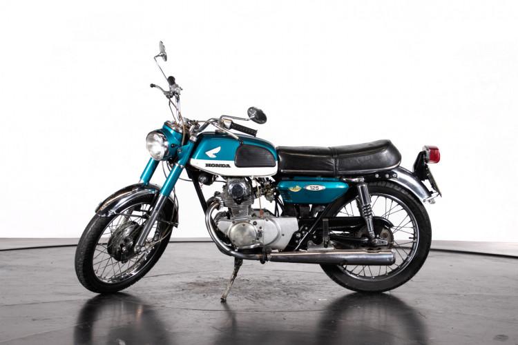 1970 HONDA CB125 1