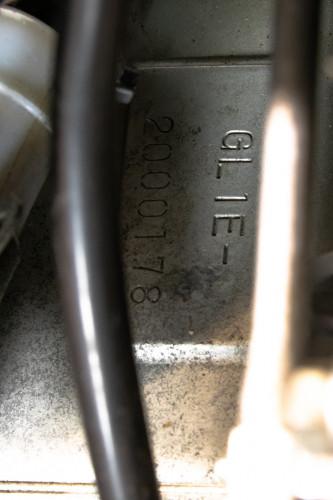 1976 Honda Goldwing GL1000 24