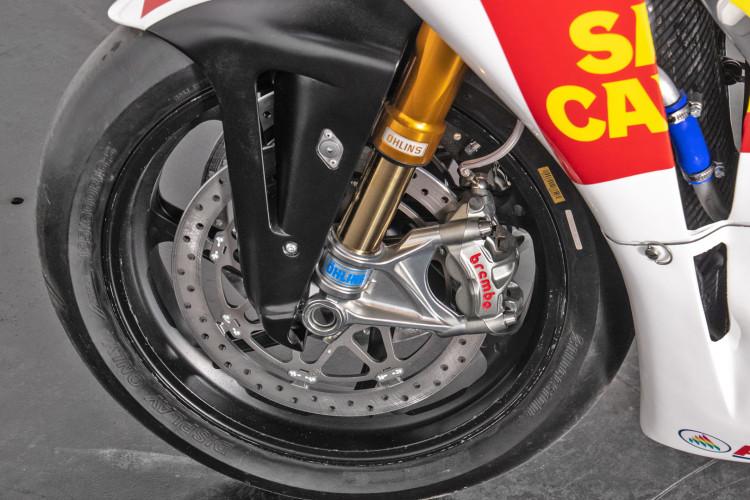2011 Honda CBR 1000 RR Gresini Racing 16